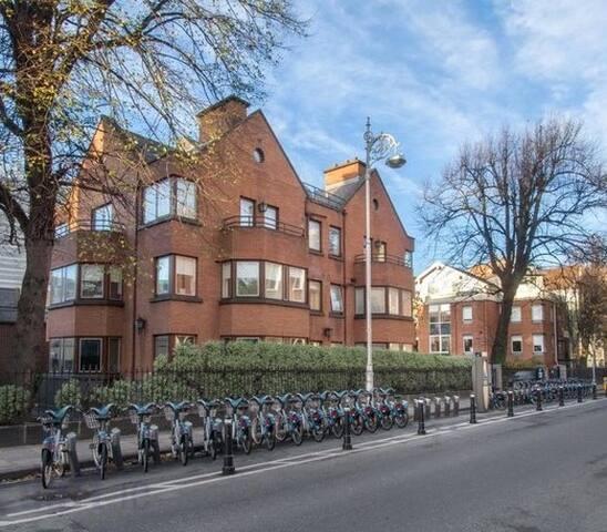 Modern & spacious 2 bed Apartment in Dublin City - Dublin 2 - Apartment