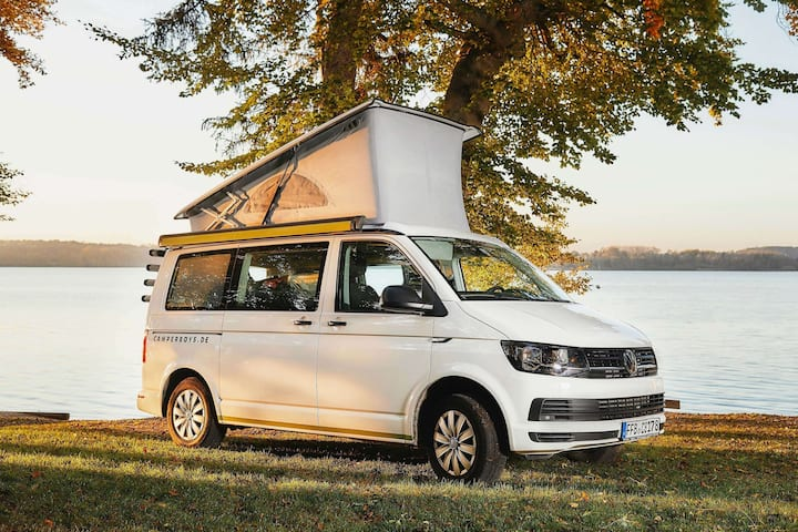 VW T6 California Ocean (Premium)