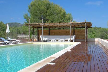Bungalow en suite bedroom and AC 1 - Sant Josep de sa Talaia - Ev