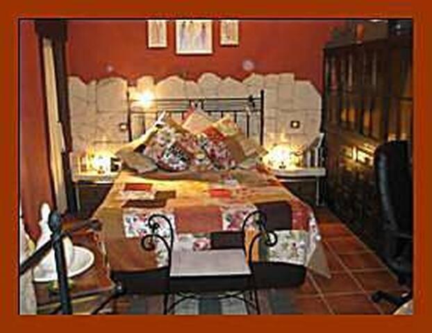 Acogedora casa rústica en la ciudad de La Laguna