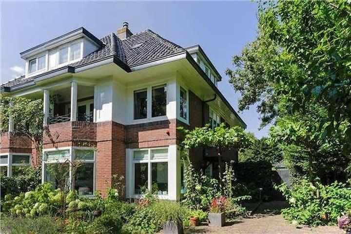 Family house near Amsterdam