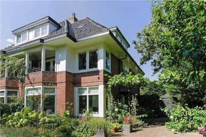 Spacious house near Zandvoort & Amsterdam