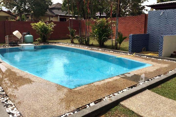 Lot 1271 villa with private swimming pool