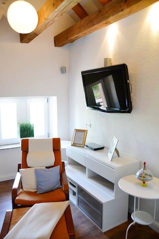 Bahnhäusle HÜFINGEN 5 Sterne DTV - Hüfingen - House