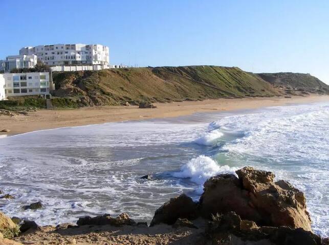 Fantastique Appartement avec piscine sur la plage