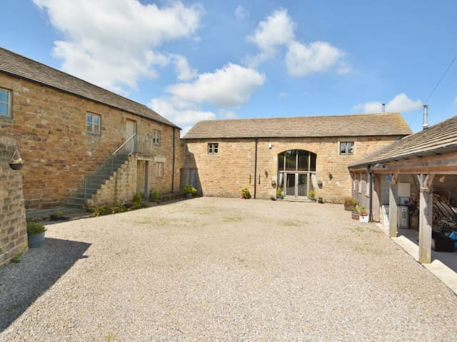 Hayloft at Dallow Hall Barns - Pateley Bridge - Apartment