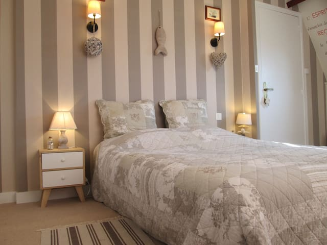 """Beautiful bed and breakfast at the """"Côte d'Opale"""""""