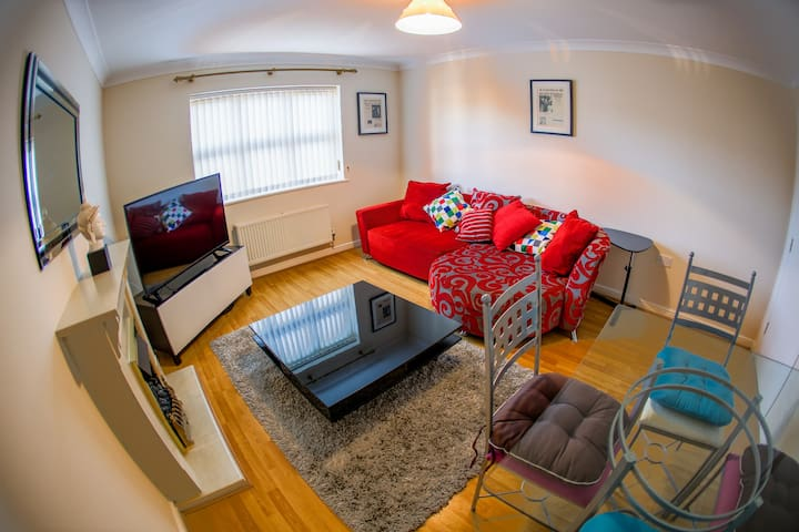 Alexandra House - Sunderland - Apartment