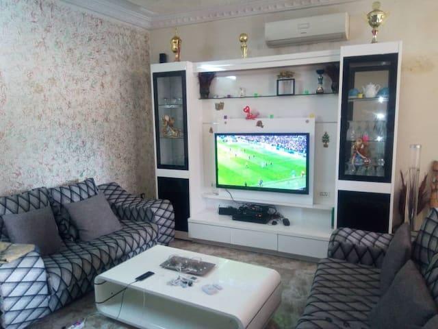 Appartement meublé + confort Cotonou littoral