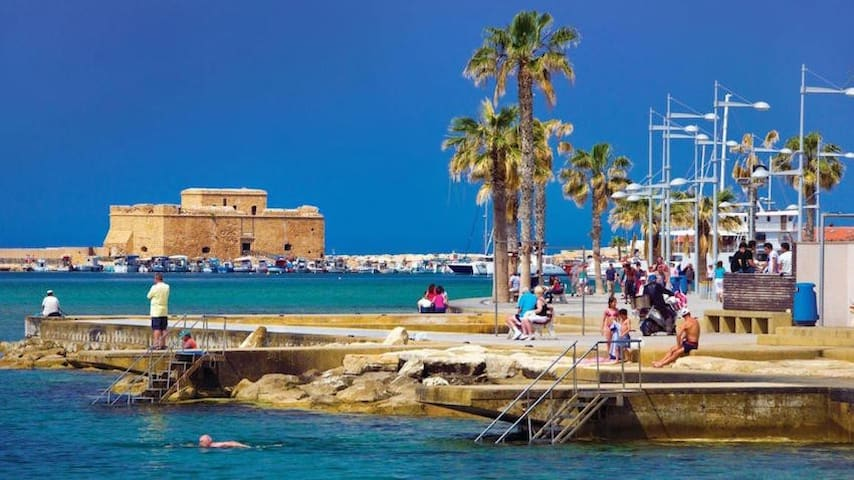 Guidebook for Paphos