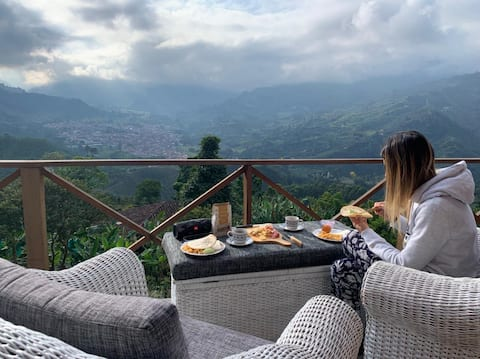 Incredible Colombian Coffee farm stay Finca Milena