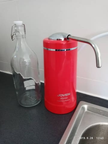 3layer wuality water filter can.directly drink.from water filter