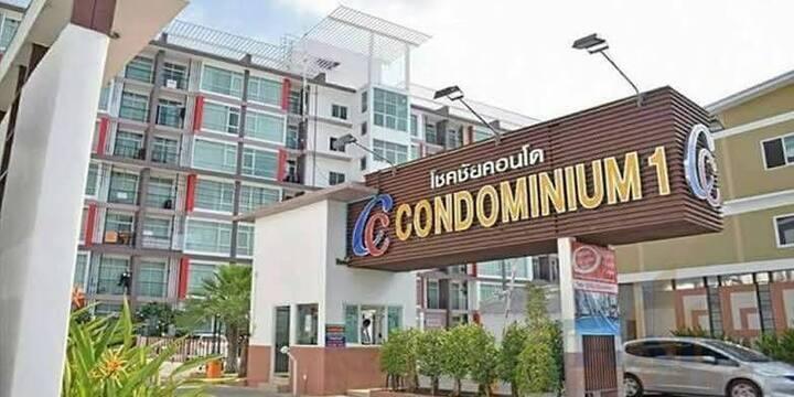 1 Bedroom at Central Pattaya CC Condominium1