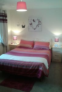 Milton Keynes double bedroom - Bletchley - Haus