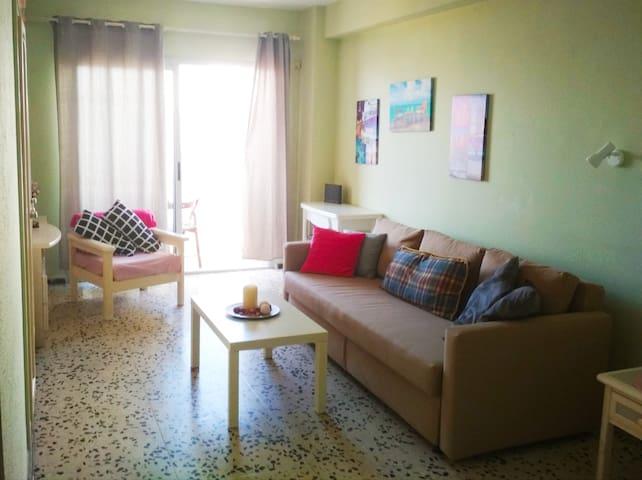 Apartamento en playa de Las Canteras, Las Palmas