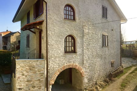 LOVELY COTTAGE, best location for IVREA CARNIVAL! - Alice Superiore