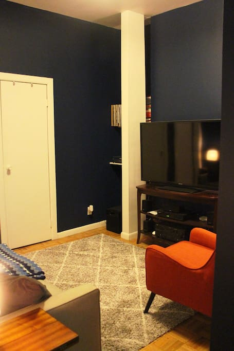 Living Room reverse shot