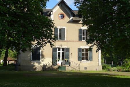 La Gravine maison au bord du Loing - Montigny-sur-Loing - Haus