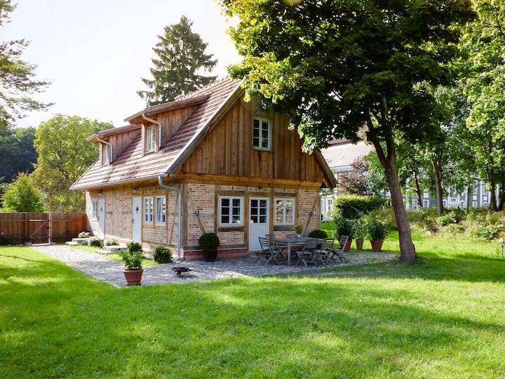 Ferienhaus am Rande des Müritz-Nationalparks