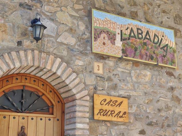 Casa Rural L'Abadia, La Vilella Alta, Priorat