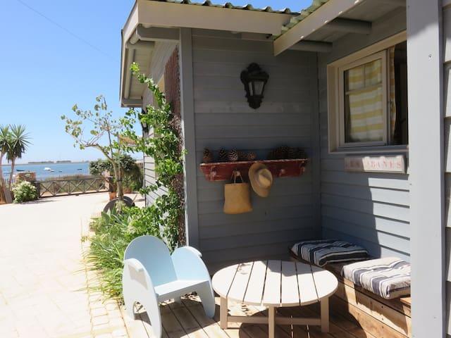 la cabane au bord de l eau - moncarapacho olhao - Cabaña