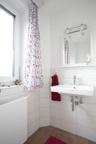Das Duschbad zur eigenen Nutzung
