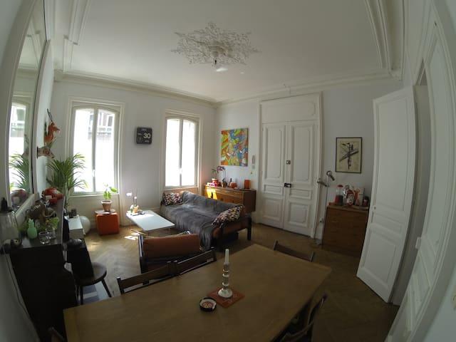 Bel appartement avec Jardin - Cherbourg-Octeville - Apartamento