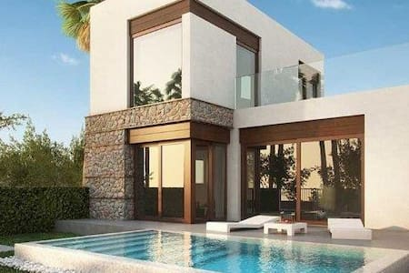 3. Villa Golf - Playa - Willa