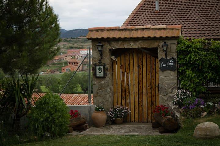 BUARDILLA CON VISTAS - Cedrillas - Wohnung