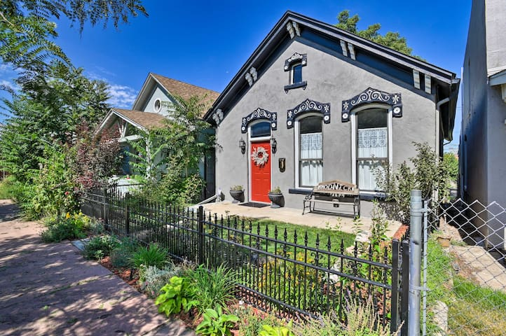 NEW! Hip Denver Home w/Pvt. Yard in Heart of RiNo!