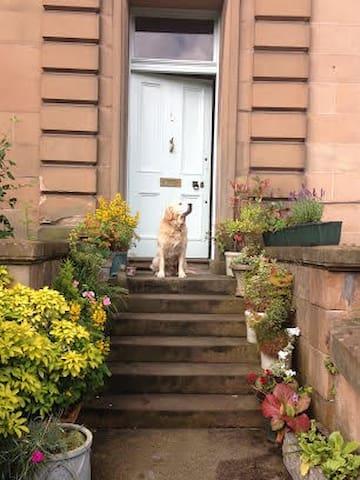 Botanic Gardens double bed en suite - Edimburgo - Bed & Breakfast