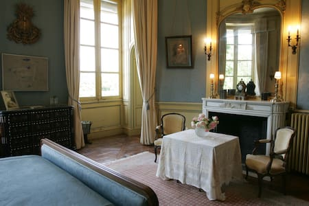 Chambre Ovale - Craon - Bed & Breakfast