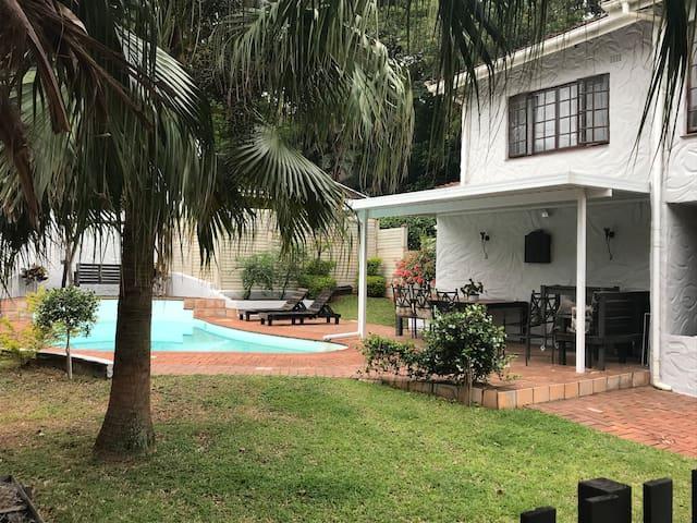 Spanish Villa Room Durban North