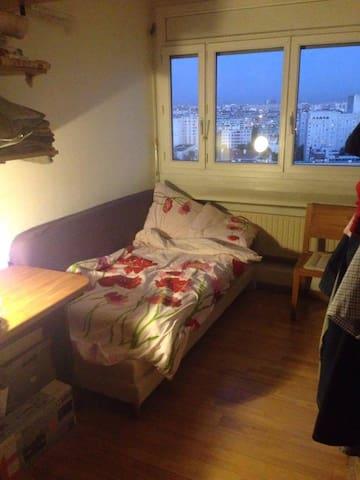Petite chambre Rouen - Rouen - Wohnung