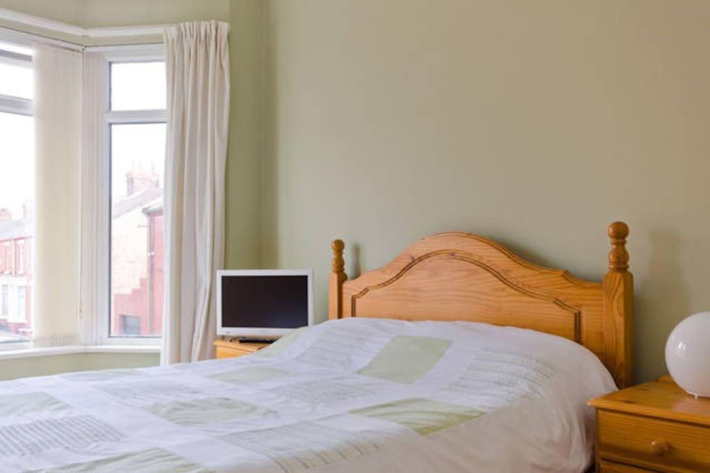 Comfy Room Close to Penny Lane