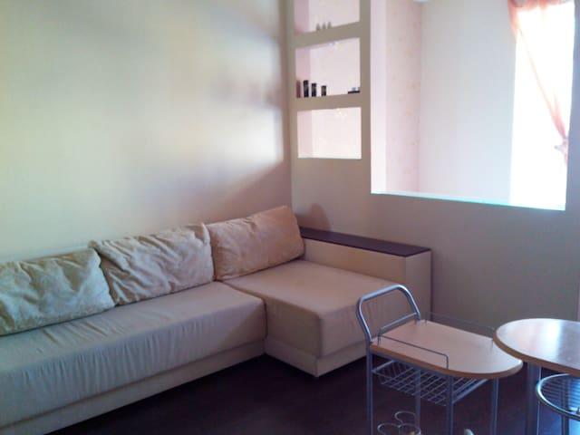 Квартира с евроремонтом и шикарным - Novomoskovs'k - Daire