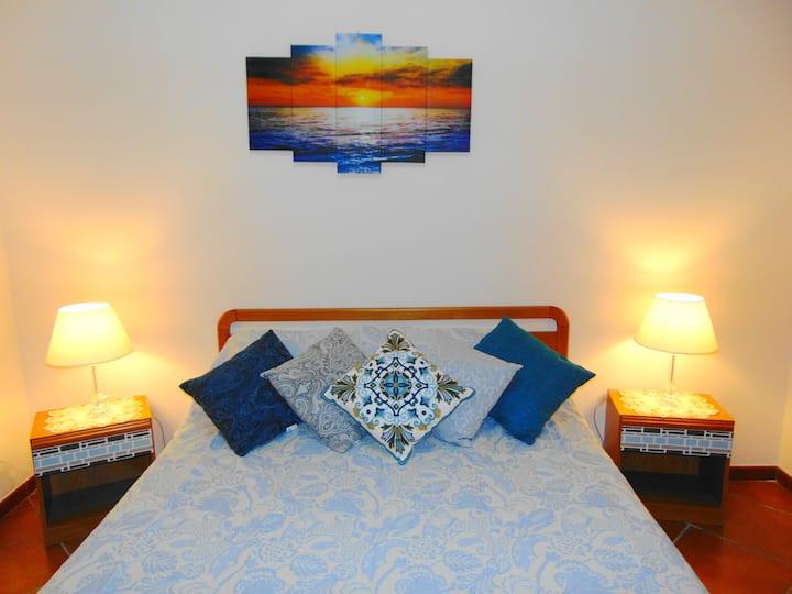 Villa Marida Owner's Suite.