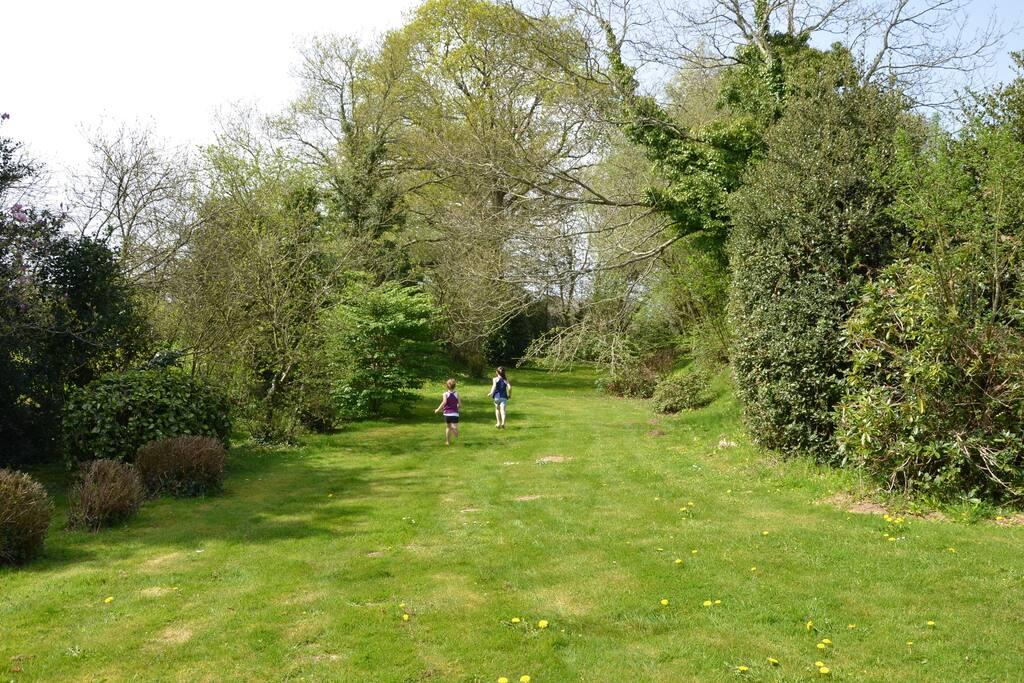 grand jardin