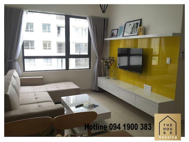 T4-B3310 Masteri Thảo Điền - Ho-Chi-Minh-Stadt - Wohnung