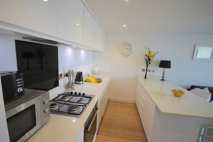 Stunning apartment next to Fistral Beach - Newquay - Leilighet