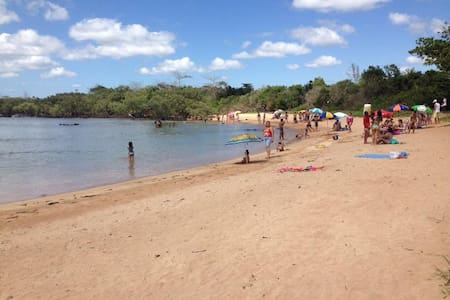 Casa de férias Praia Formosa,Santa Cruz-Aracruz-ES
