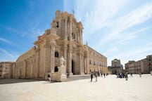 Ortigia, Duomo di Siracusa