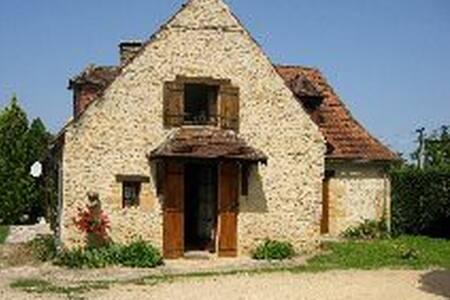 Maison confortable proche de Sarlat - SAINT ANDRÉ D'ALLAS