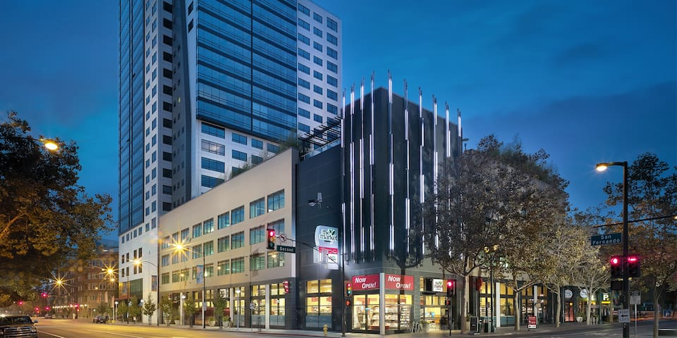 Executive suite downtown core SJSU SAP!