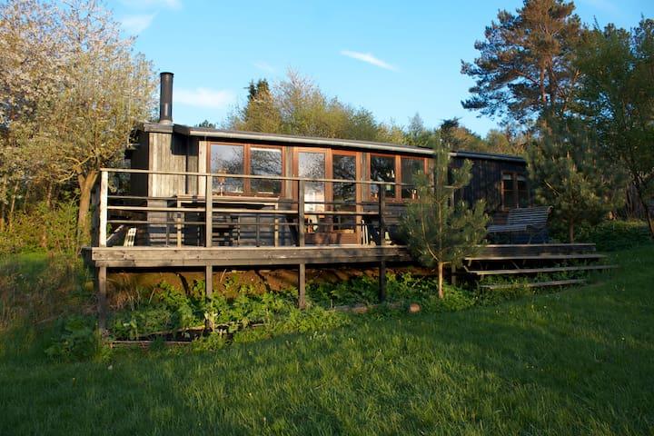 Sommerhus tæt på vandet - Kalundborg - กระท่อม
