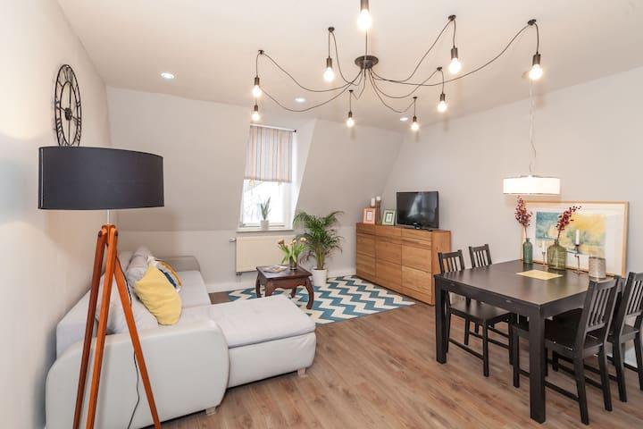 Schöne Apartment mit FREE WI-FI