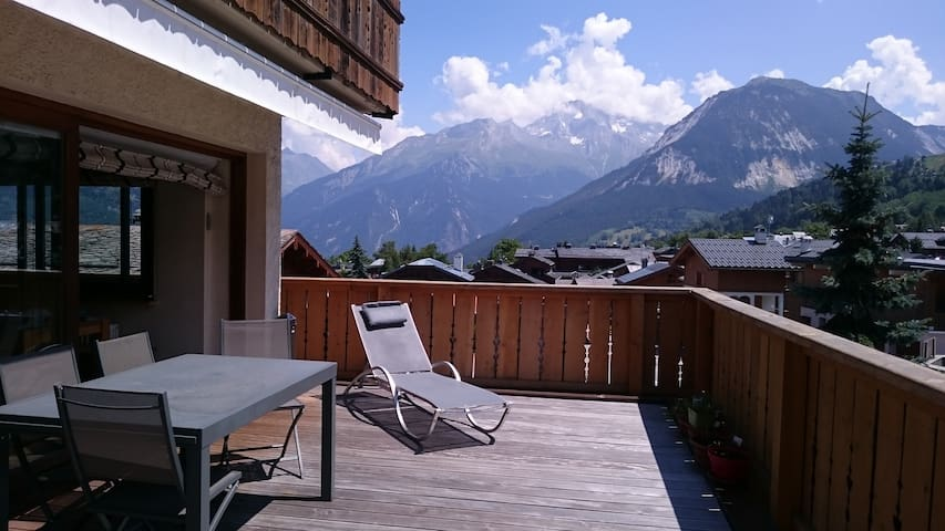 Le Praz Courchevel B&B, 1 room, 1-2 pers. capacity - Saint-Bon-Tarentaise - Bed & Breakfast