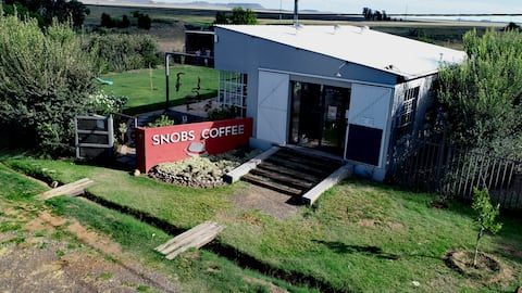 Snobs Coffee Roastery and Rooms