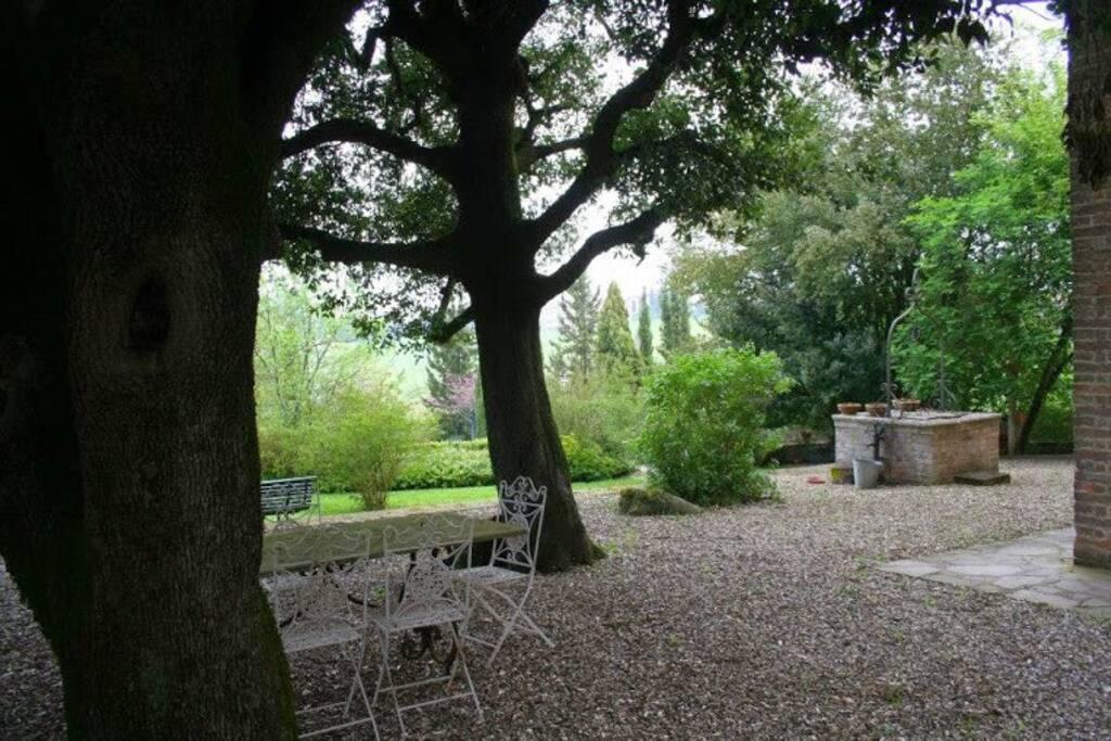 Giardino San Rocco a Pilli