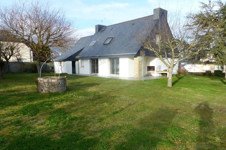 Maison Presqu'ile de Ruys, Golfe du Morbihan